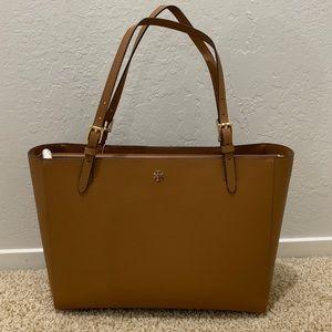 Tory Burch Cognac shoulder bag